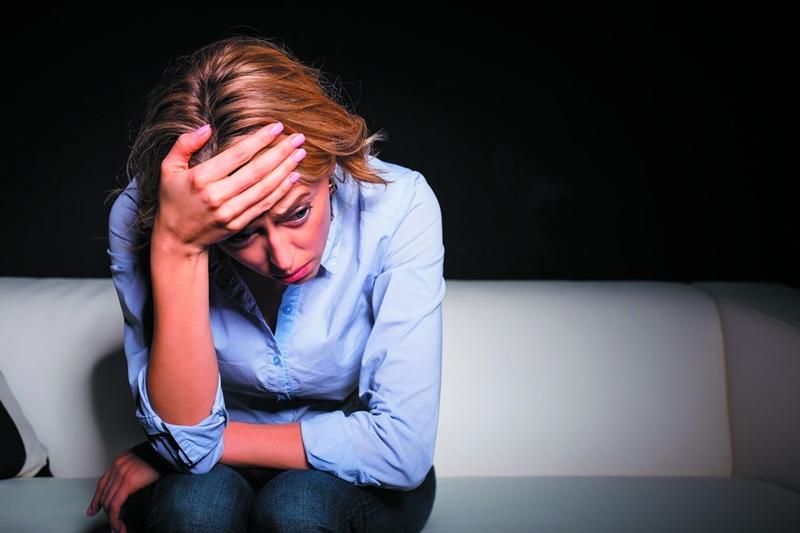 Panik atak kadınları 2 kat daha fazla etkiliyor