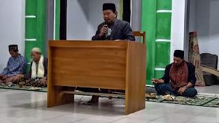 Panitia Pilkades Mekarsari Gelar Sosialasi Pilkades di Dusun Purwosari