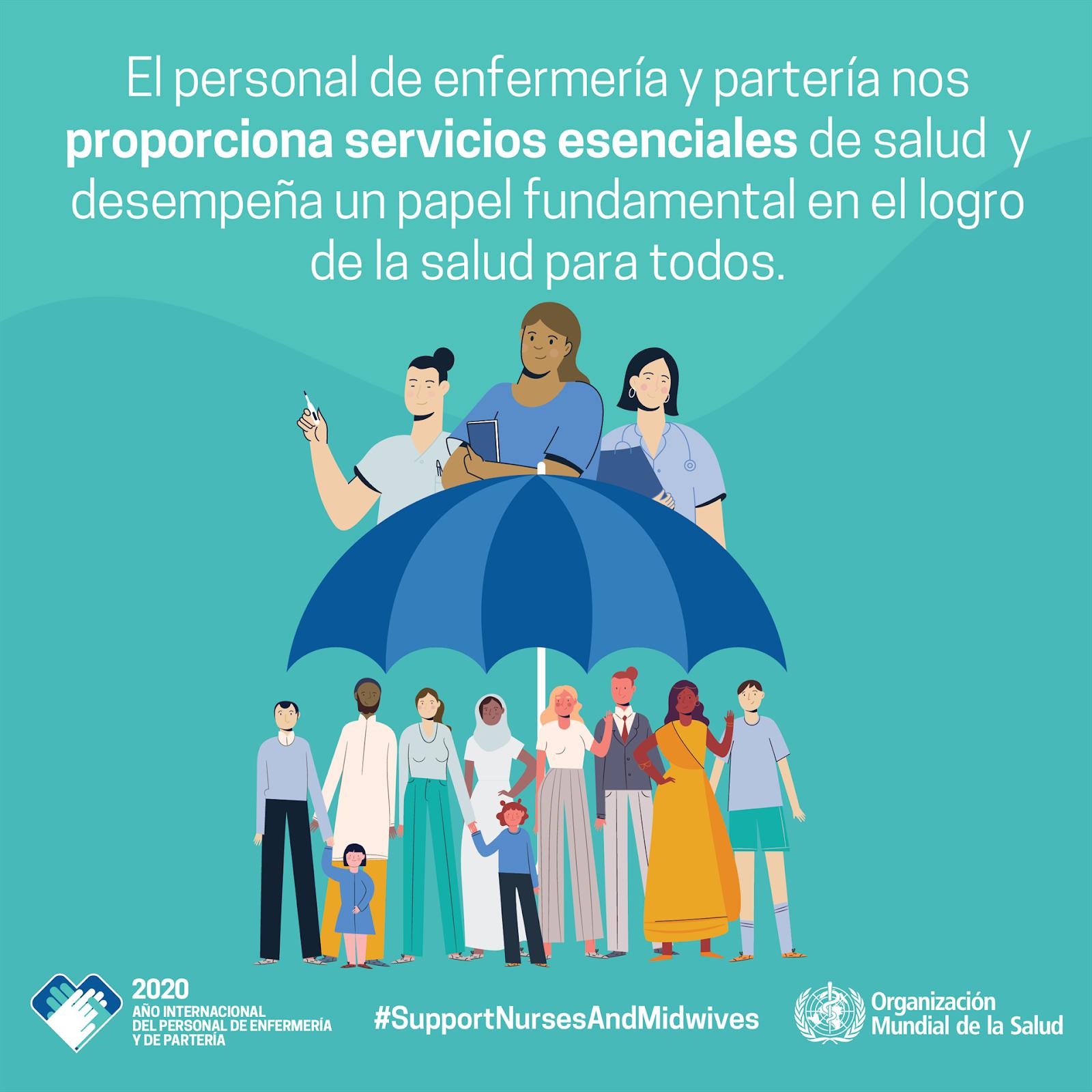 D U00eda Mundial De La Salud 7 De Abril Enfermer U00eda Matronas