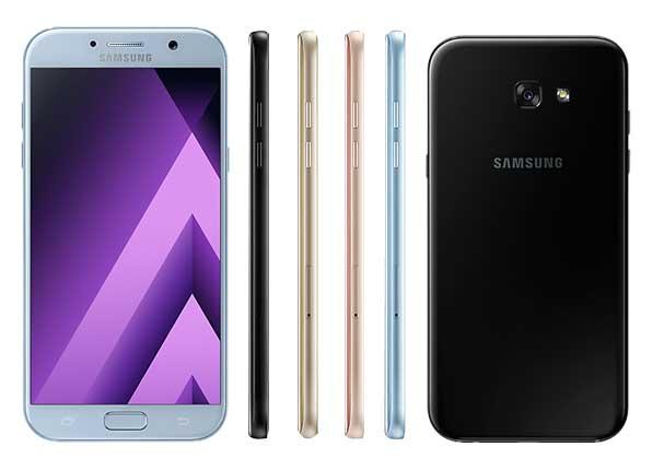 Ulasan Spesifikasi dan Harga Samsung Galaxy A7 2017 Terbaru