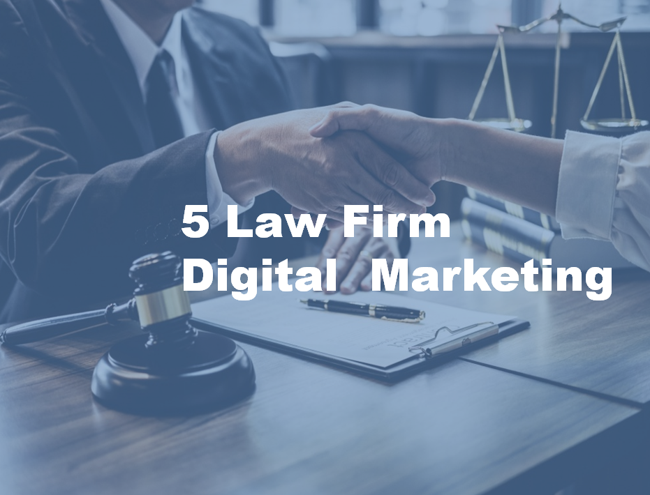 5 Digital Marketing Skills That Lawyers Can Use Today