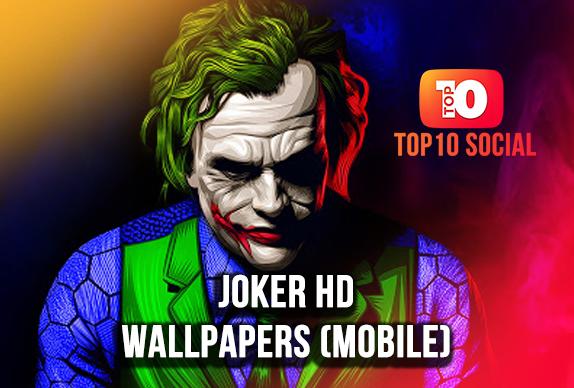 JOKER -TOP 10 -HEATH LEDGER- HD WALLPAPERS(1920X1080)