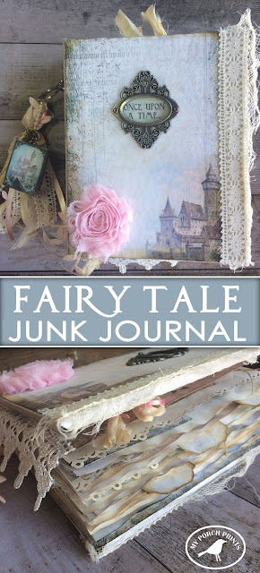 Fairytale Junk Journal