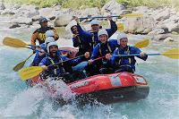 Sport fluviali in Valsesia centro canoa Monrosa