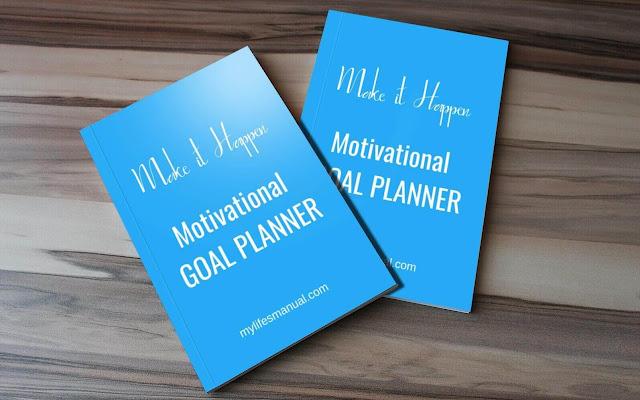 My motivational goal planner