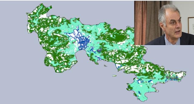 Ερώτηση Γ.Γκιόλα: Ουσιώδη λάθη στους δασικούς χάρτες της Αργολίδας με δυσεπίλυτα και κοστοβόρα προβλήματα