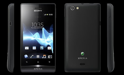 Sony Xperia Miro Firmware Download