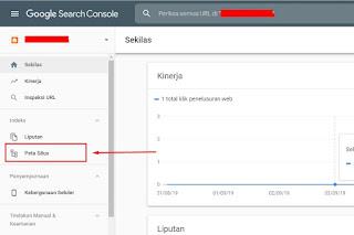 Cara Submit Sitemap Blog ke Google Webmaster Tools (Khusus Blogger Pemula)