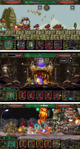 Download Game Metal Slug Attack Mod v2.17.0 Apk Unlimited AP Versi Terbaru