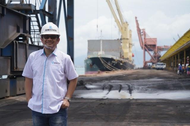 PT Kereta Api Indonesia Dan Krakatau Bandar Samudera Akan Kolaborasi Siapkan Infrastruktur Logistik Terintegrasi