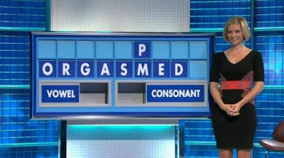 Panne beim Fernsehshow - Wörterrätsel