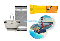 Logo Zespri Summer Time: vinci gratis materassini, borse e telo mare, e non solo