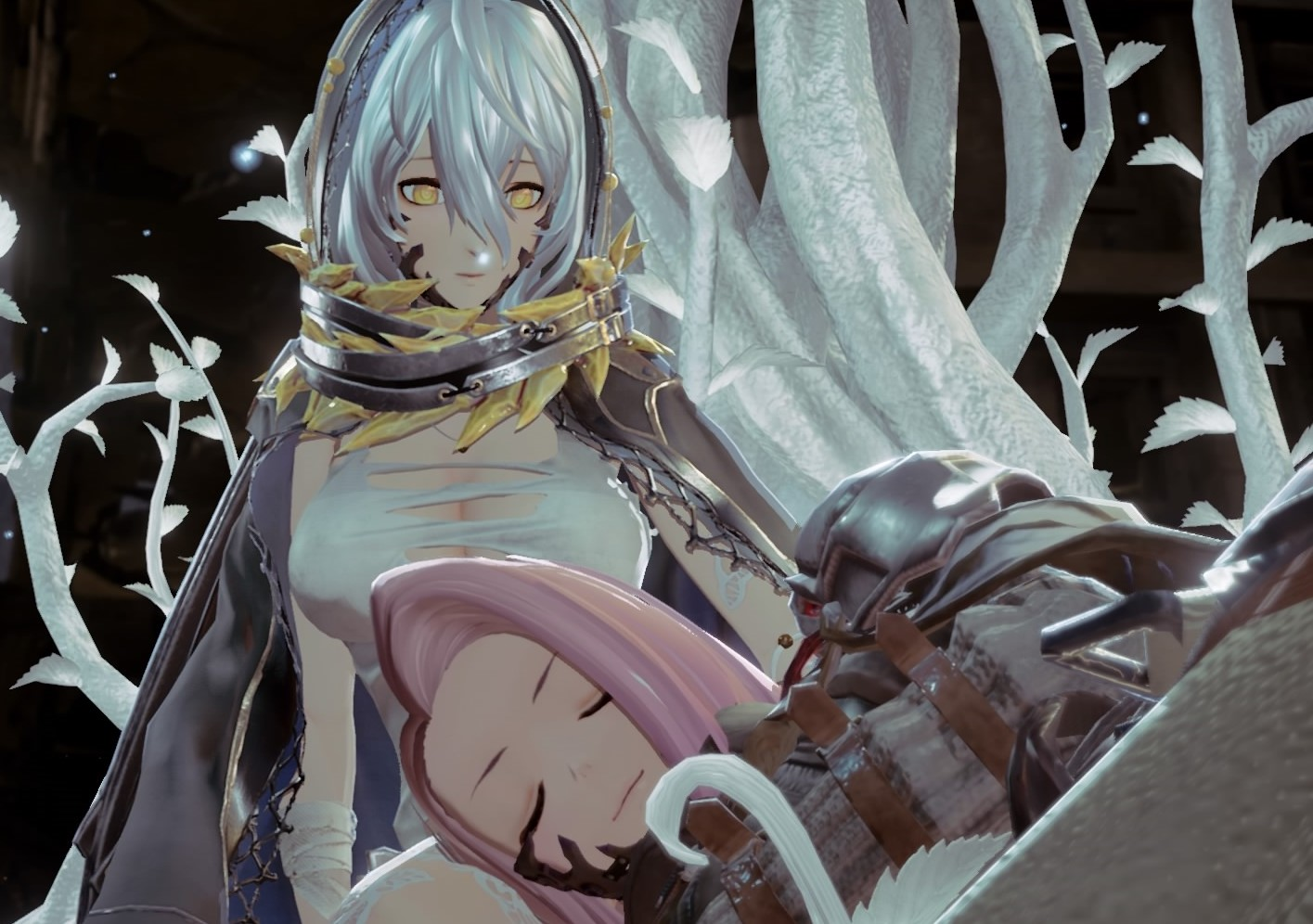 Review Code Vein Sony Playstation 4 Digitally Downloaded