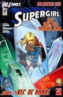 Os Novos 52! Supergirl #4