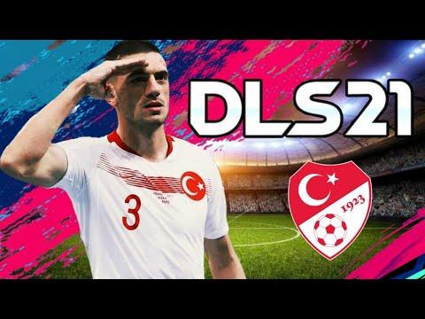 Dream League Soccer 2021 Türkiye Milli Takım Yaması - En Güncel Kadro