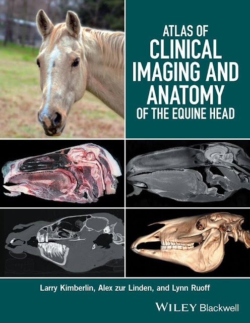 Atlas of clinical imaging and anatomy of the equine head - WWW.VETBOOKSTORE.COM