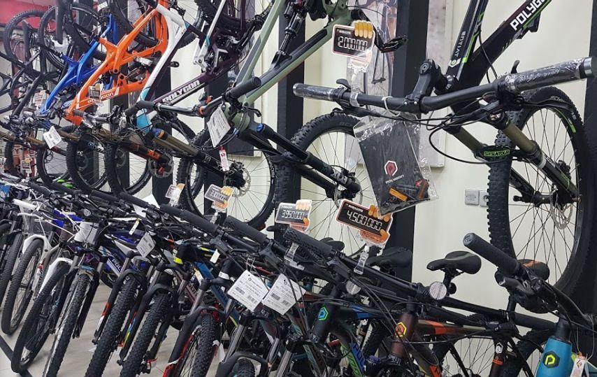 List Alamat Toko Sepeda di Surabaya