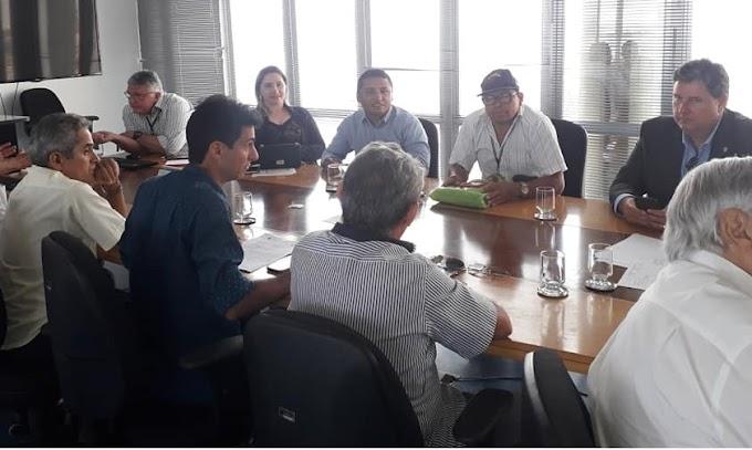 Após reuniões e insistência da Comissão gestora do Tucunduba com apoio do CBHC acontece reunião com DNOCS e é acordado reforma do açude como soltura das águas. Confira!