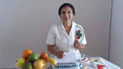 Nutricionista certificada: pacientes con buena alimentación responderán mejor al Covid-19