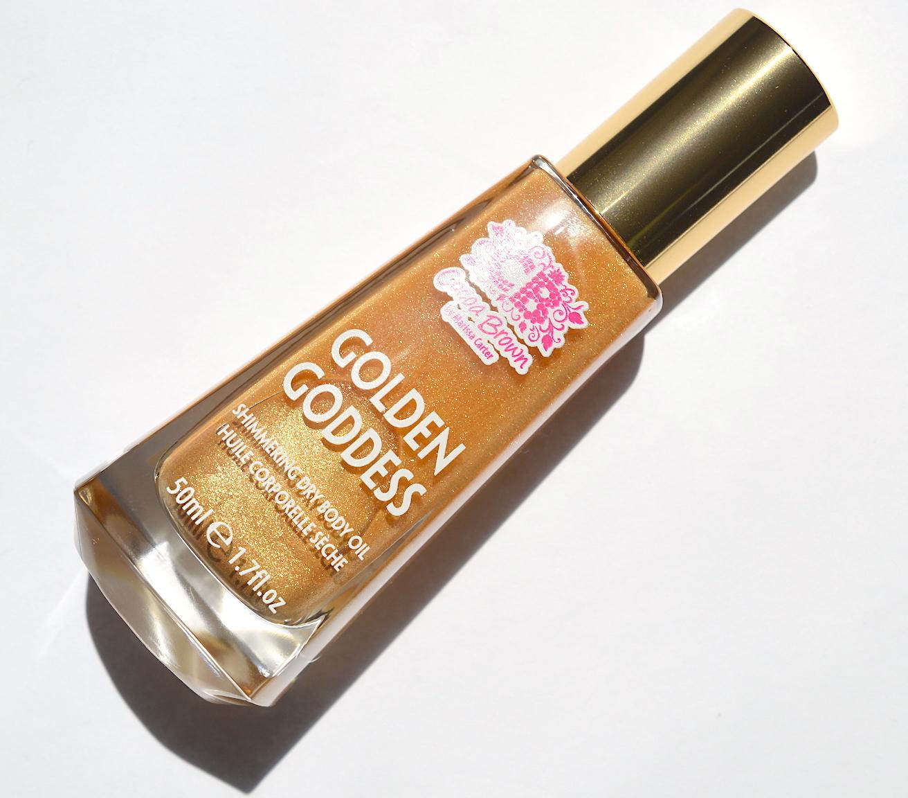 Coca Brown Golden Goddess