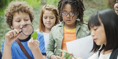 Outdoor Learning menjadi Alternatif Pembelajaran