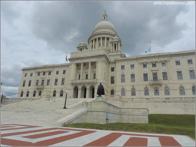Capitolio de la Ciudad de Providence, Rhode Island