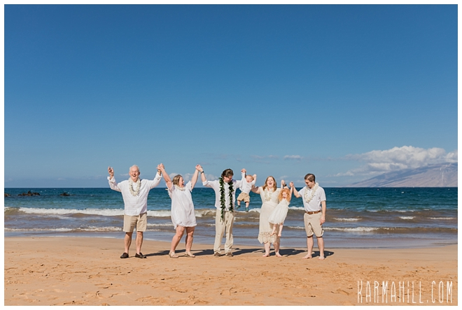Maui Vow Renewal Photographer