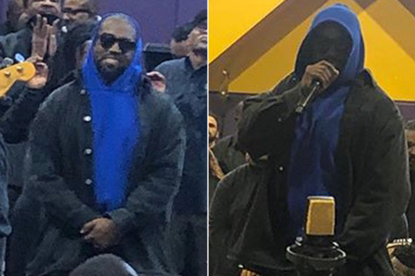 Kanye West defends T.I. in Sunday Service rant at Skid Row