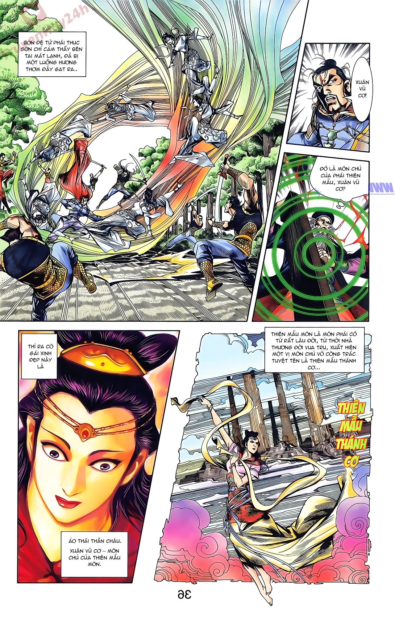 Tần Vương Doanh Chính chapter 46 trang 2