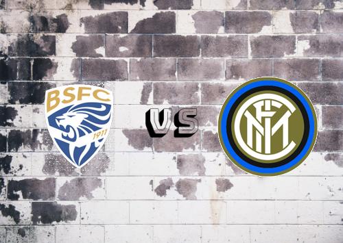 Brescia vs Internazionale  Resumen y Partido Completo