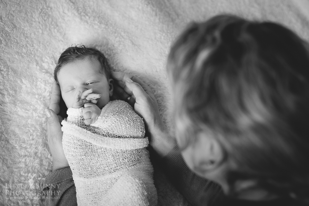 Lifestyle newborn photo shoot in Wanstead and South Woodford and Woodford Green