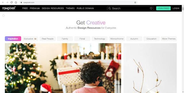 موقع راوبيكسل Rawpixel لصور فيكتور عالية الجودة مجانا - وظائف ناو