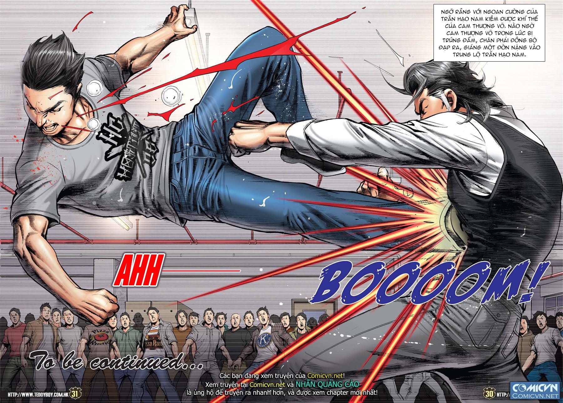 Người Trong Giang Hồ chapter 2119: nam ca vs thượng võ trang 29