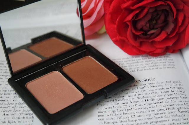 elf turks caicos blush and bronzer duo swatch