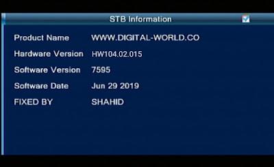ALI 3510D_104.02.015 V 7595 TEN SPORT  Ok UPDGRADE BY USB