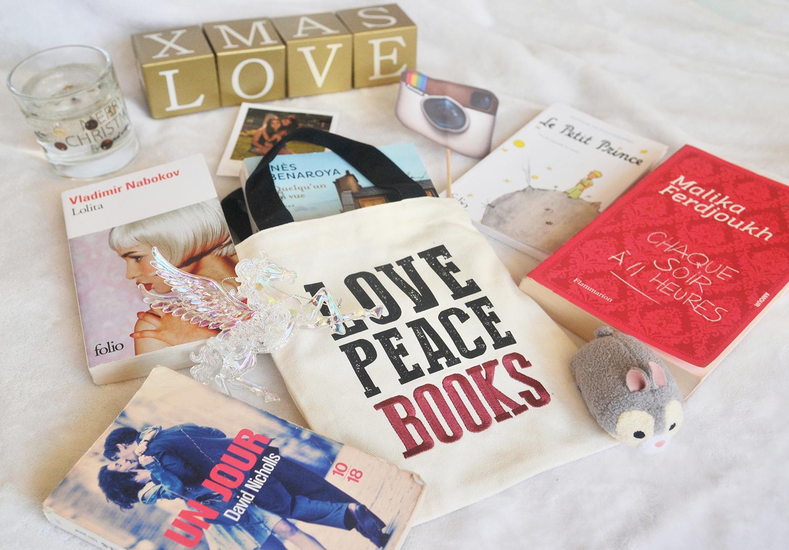 top 10 livres de 2016 Un jour Lolita Le petit Prince Chaque soir à 11h Quelqu'un en vue Coin des licornes Blog littéraire Toulouse