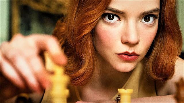 The Queen´s Gambit; de peón a reina