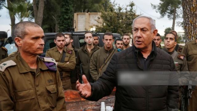 Klaim Tentaranya Paling Bermoral, PM Israel Netanyahu: Kami Memerangi Teroris