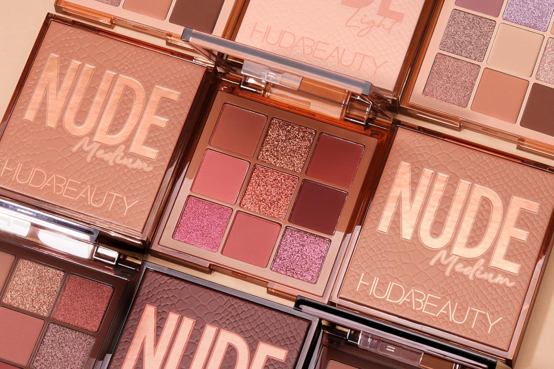 huda beauty nude obsesions