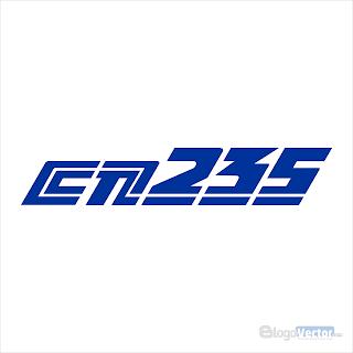 CN235 Logo vector (.cdr)