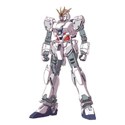 Gundam Narrative ha sido diseñado por Hajime Katoki.