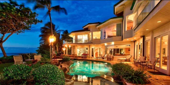 Going Extreme   Hawaii Luxury Vacation Home