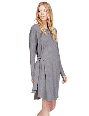 Marks and Spencer Drape Sweater Dress