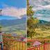 Puncak Simago-mago : Menikmati Pemandangan Yang indah dari Tapanuli Selatan