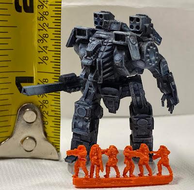 Koloss Assault Rifle Team picture 4