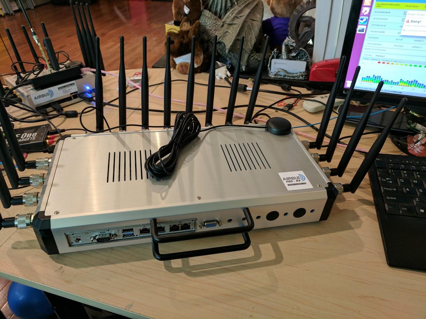 Kismet Wireless