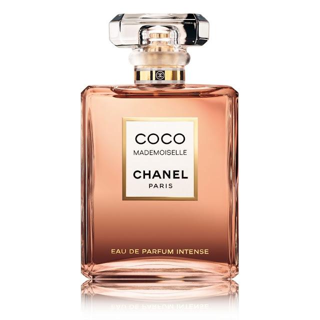 avis Coco Mademoiselle Intense de Chanel, avis nouveau parfum femme chanel, blog parfum, blog bougie, blog beauté