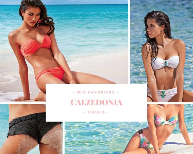 Los bikinis más bonitos de Calzedonia