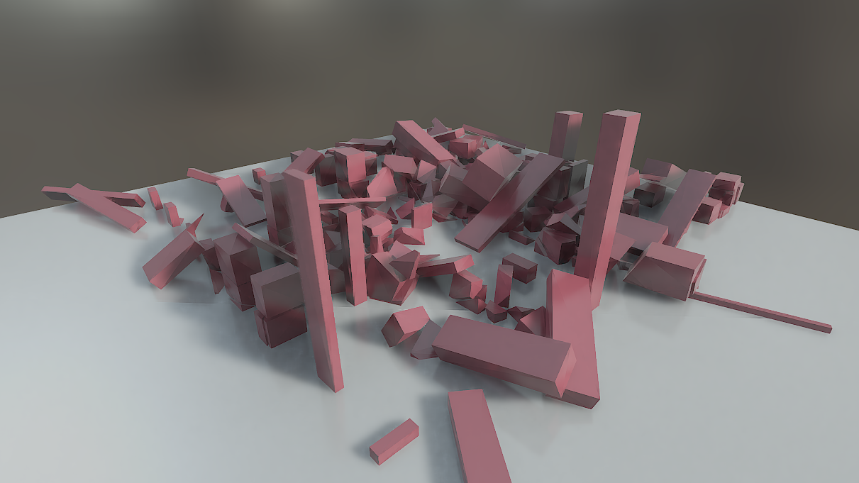 A better depth buffer for raymarching