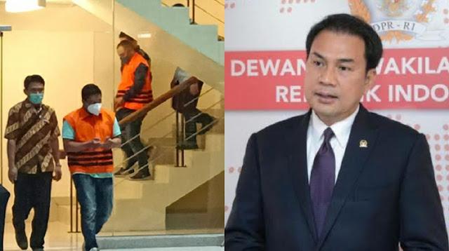 Azis Syamsuddin Diduga Fasilitasi Pertemuan Walikota Tanjungbalai dan Penyidik KPK untuk Setop Penyelidikan